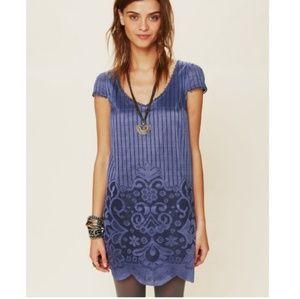 FP New Romantics Speakeasy Lace Shift Dress 4